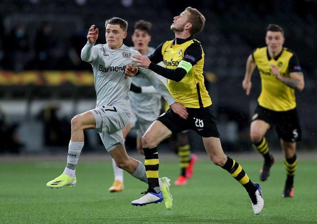Leverkusen Young Boys Tipp Rückspiel Europa League 25.02.2021