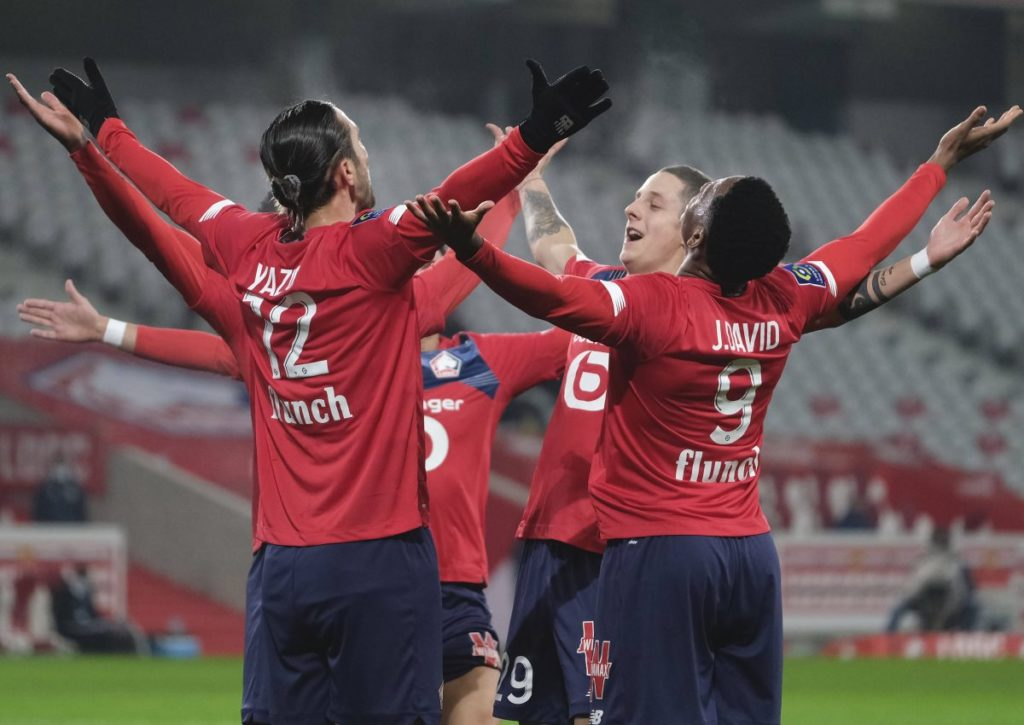 Verteidigt Lille gegen Brest die Tabellenspitze?