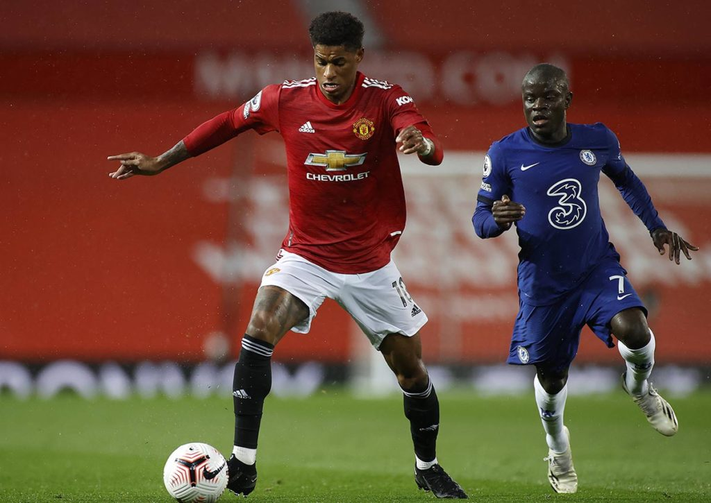 Chelsea Manchester United Tipp 2021