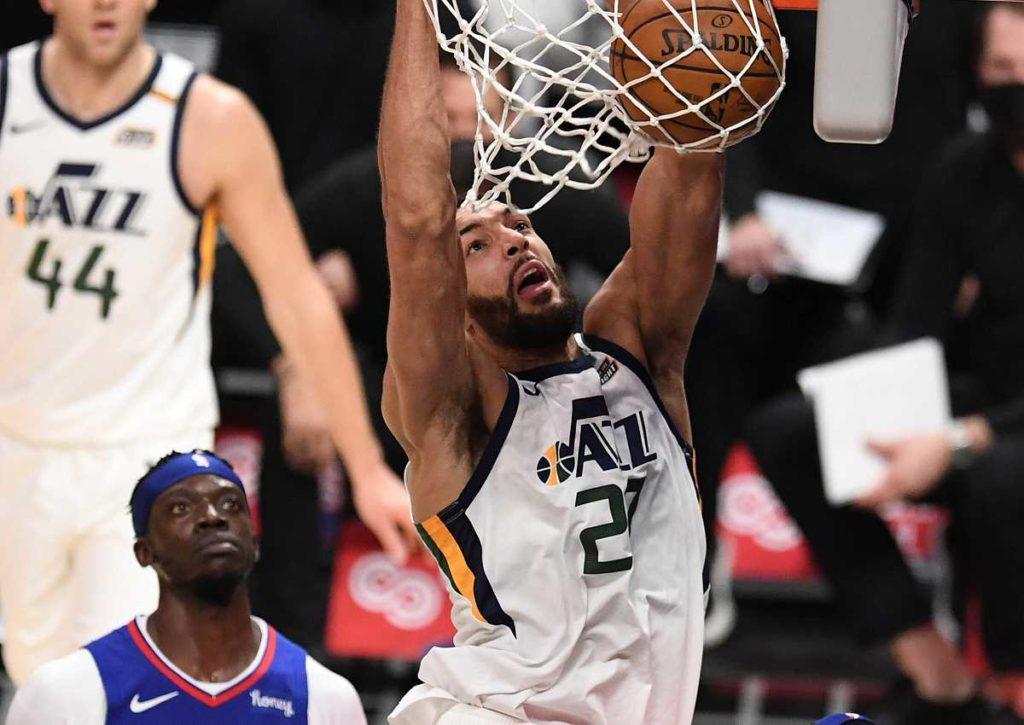 Los Angeles Clippers Utah Jazz Tipp