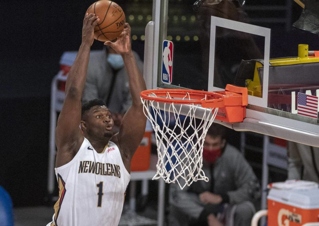 Führt Williamson die Pelicans zum Sieg gegen die Celtics?