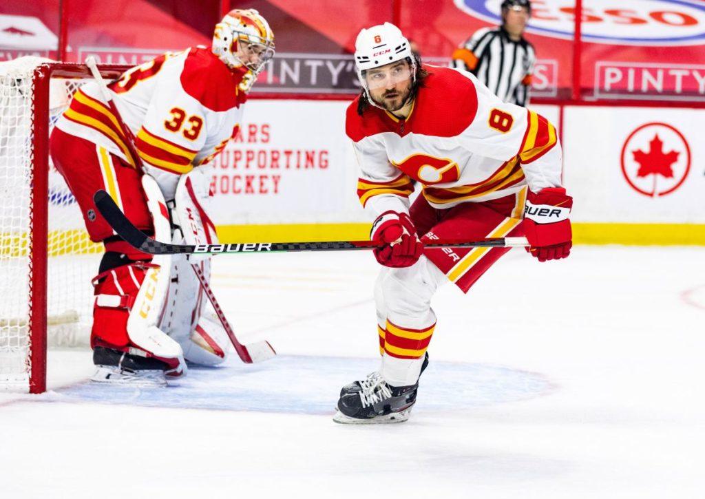 Tanev und seine Flames wollen gegen die Senators erneut gewinnen