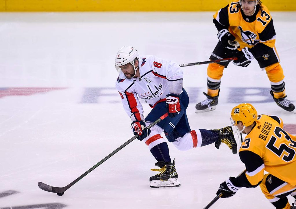 Washington Capitals vs. Pittsburgh Penguins Tipp 25.02.2021