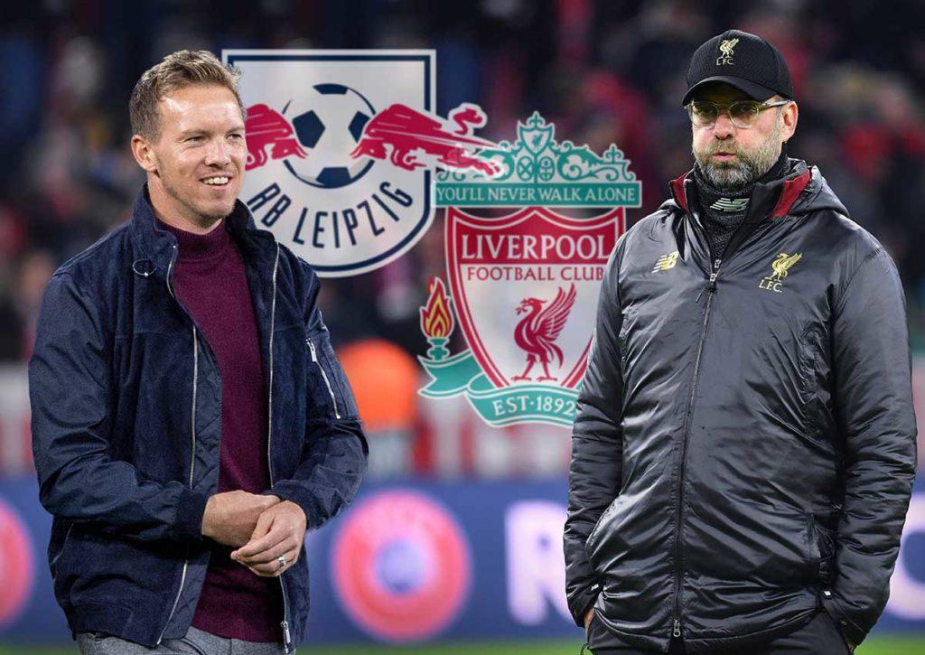 RB Leipzig Liverpool Tipp Hinspiel Champions League Achtelfinale 2021