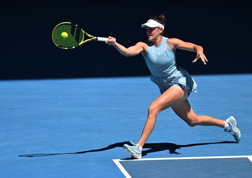 Erreicht Brady gegen Muchova ihr erstes Grand Slam-Finale?