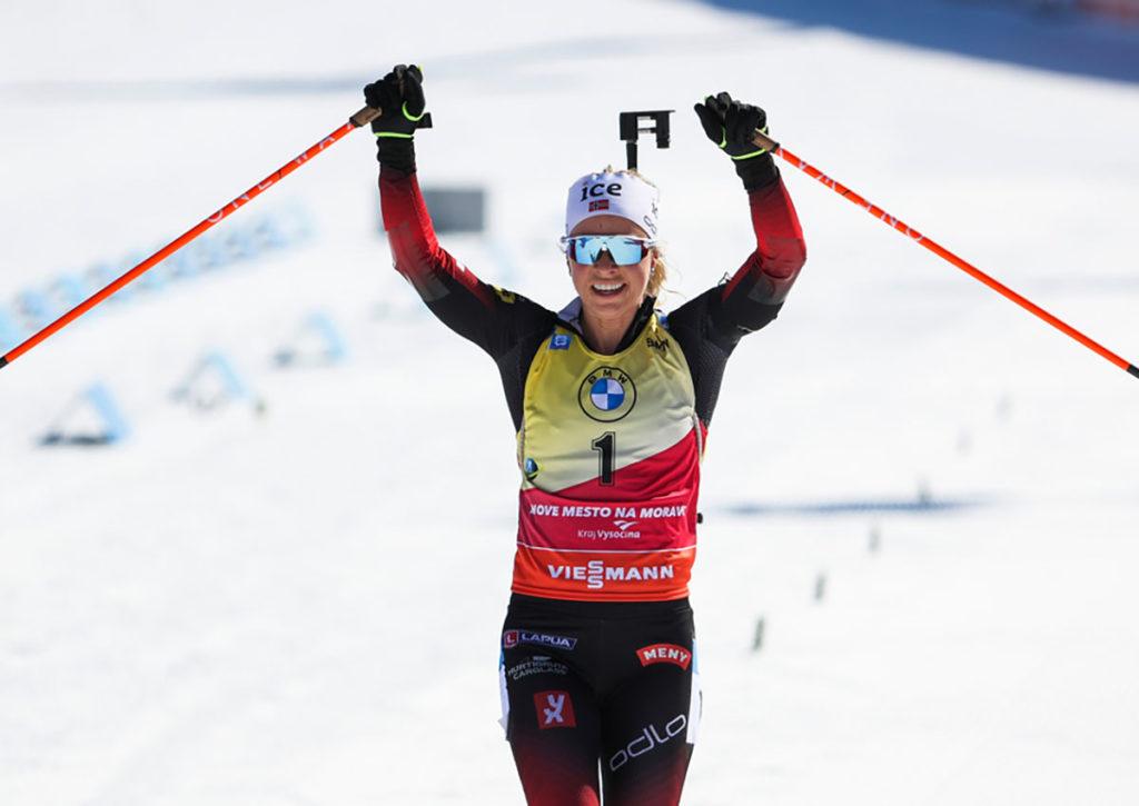 Biathlon Nove Mesto 2 Sprint Damen Tipp 12.03.2021, Favoriten & Wettquoten