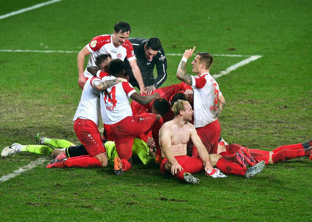 DFB Pokal Rot Weiss Essen