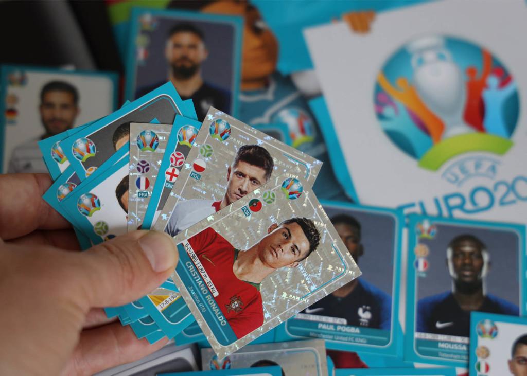 EM 2021 Panini Sticker