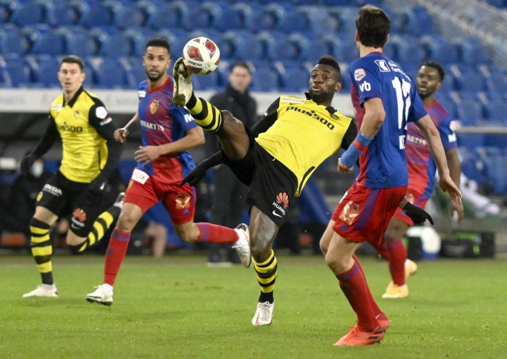 Fabian Frei Photos Photos - FC Basel v Young Boys Bern