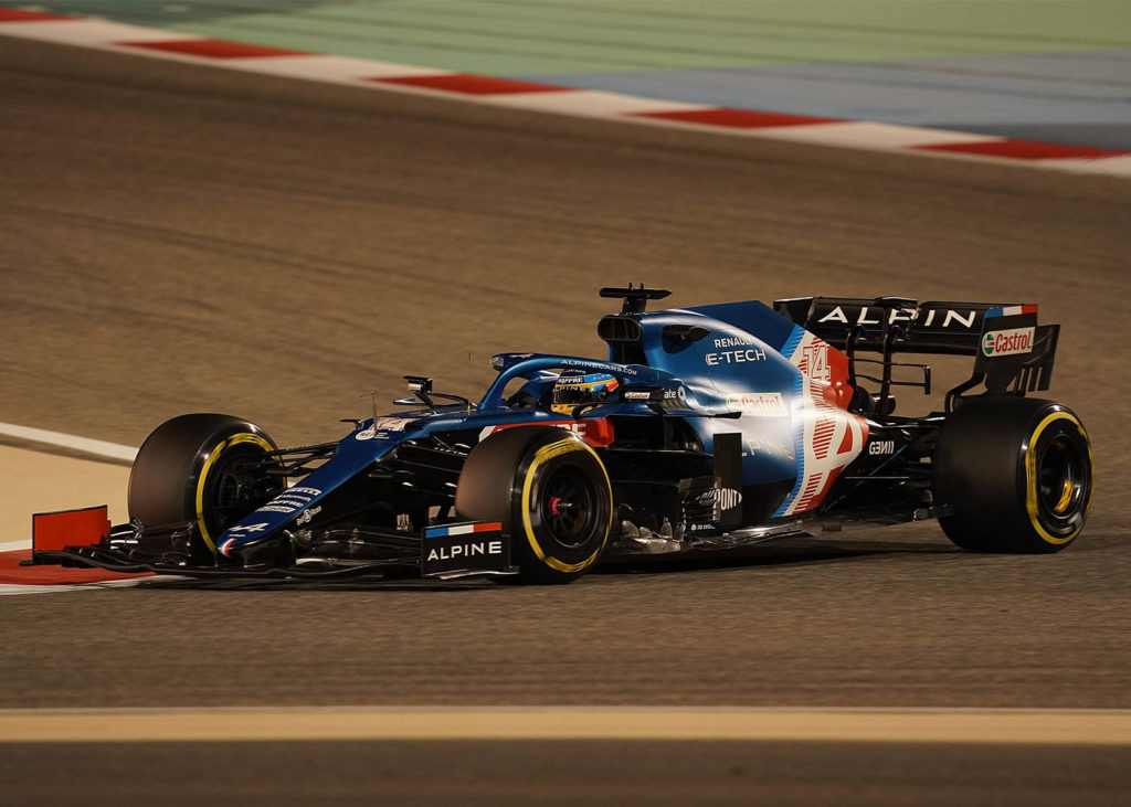 Formel 1 Saisonstart 2021