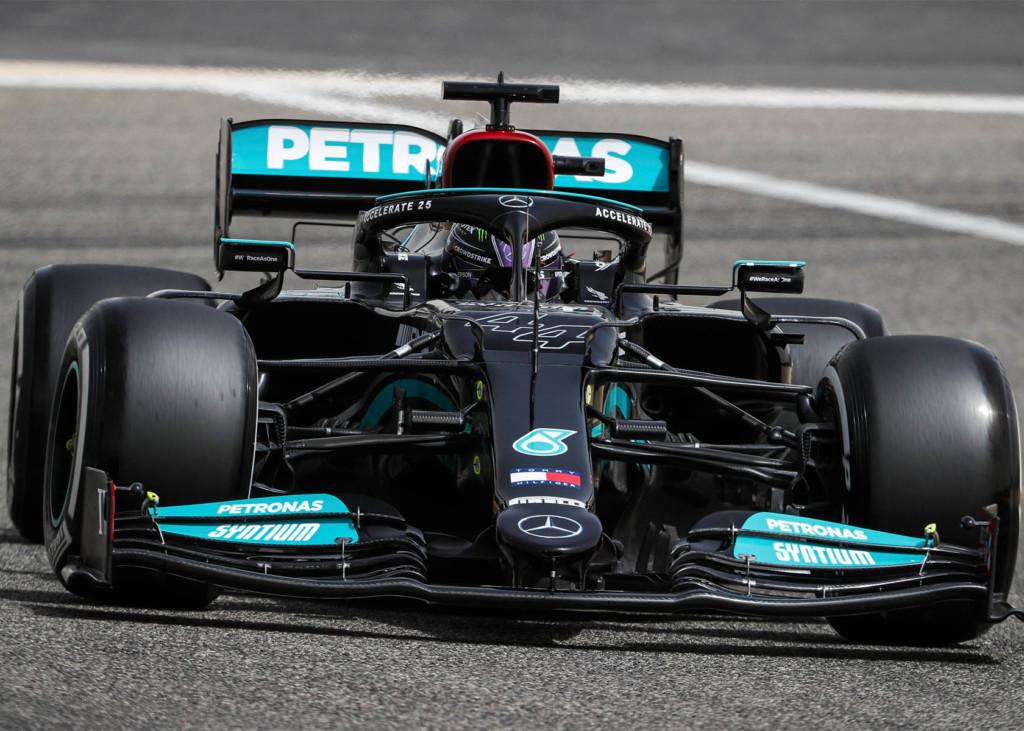 Formel 1 Wetten mit Lewis Hamilton