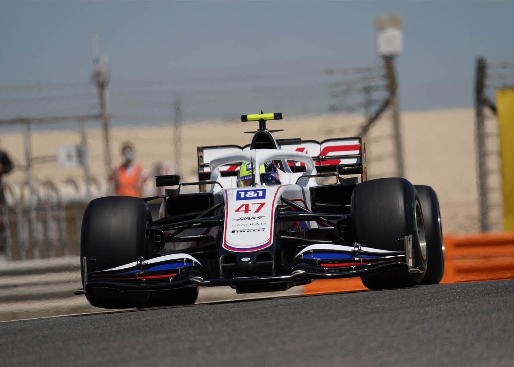 Formel 1 Saisonstart mit Mick Schumachers Debüt