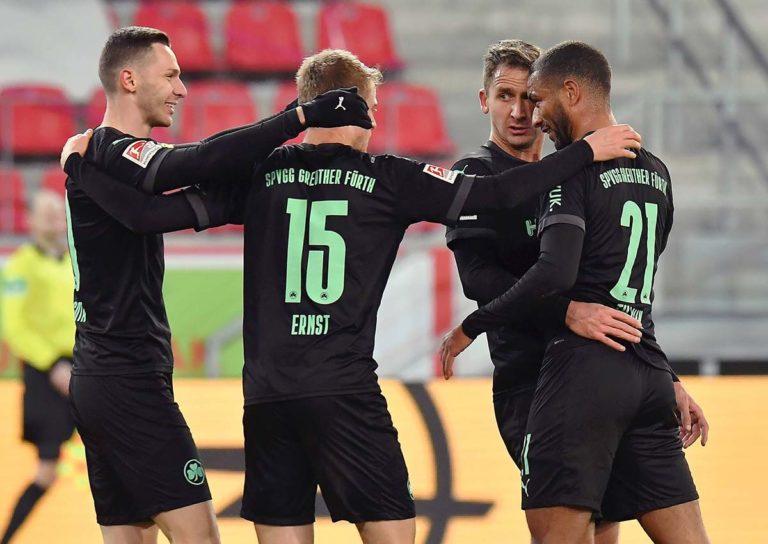 Derby Nürnberg Fürth 2021