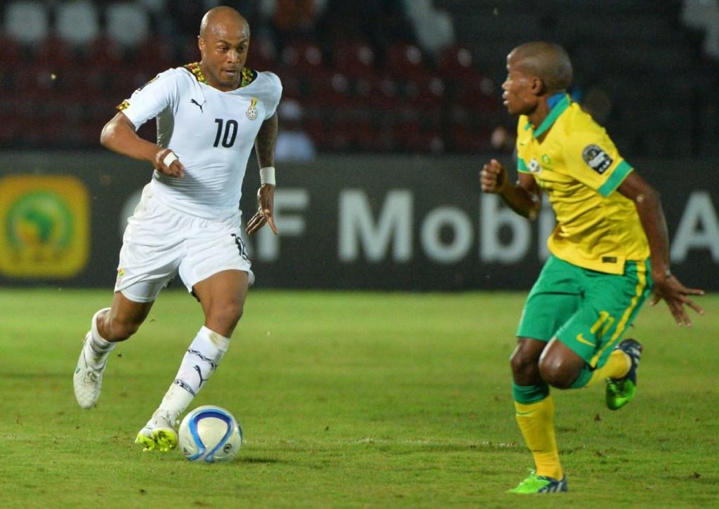 Kann sich Ghana erneut gegen Südafrika durchsetzen?
