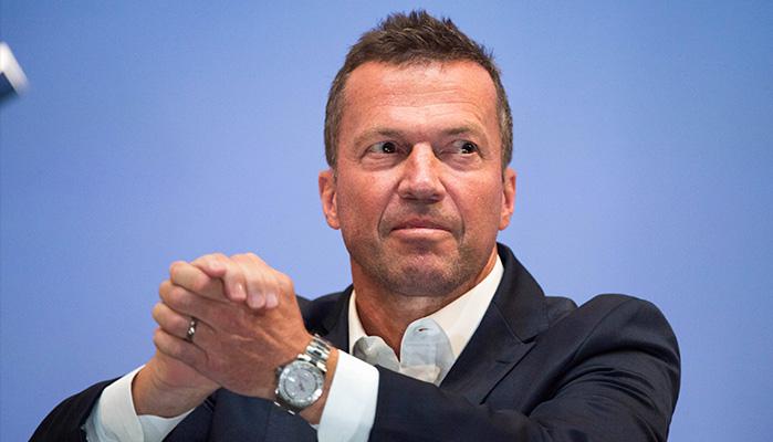 Bundestrainer Matthäus