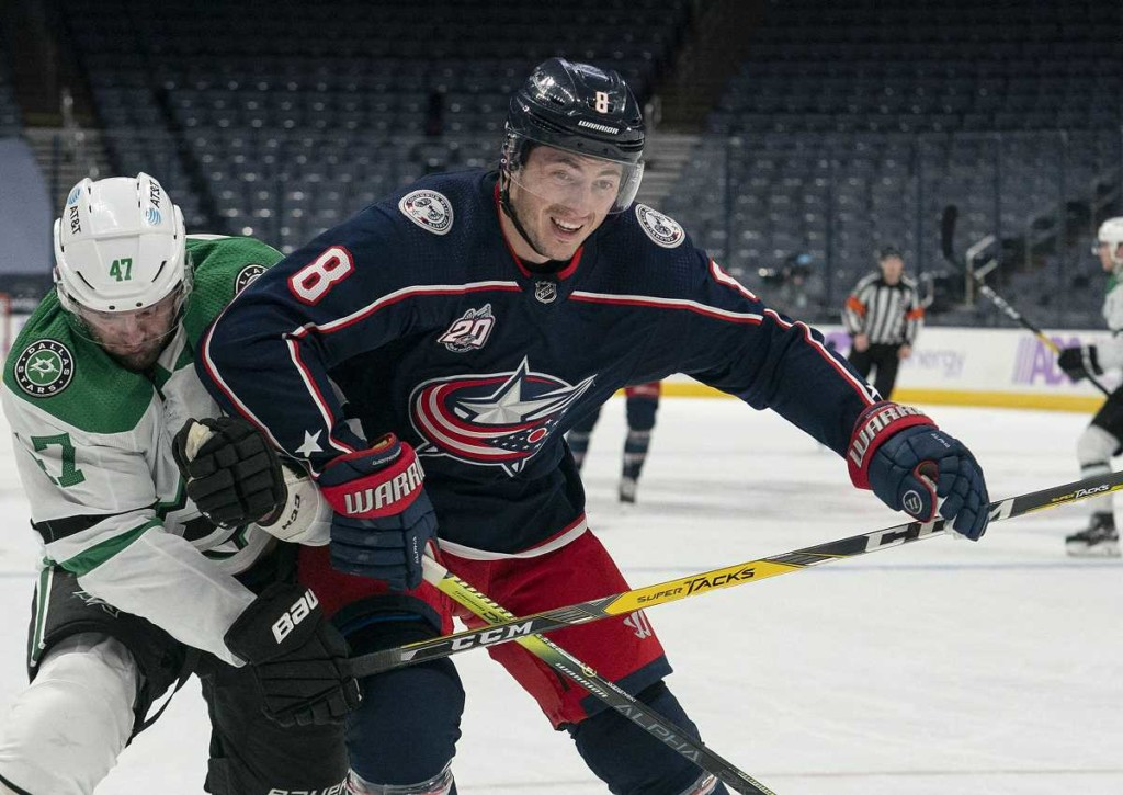 Detroit Red Wings Columbus Blue Jackets Tipp