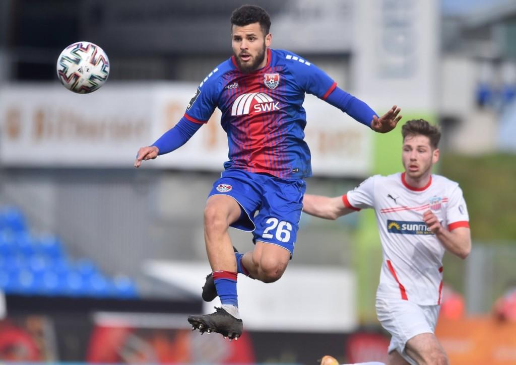 Kann sich Gnaase mit seinem KFC Uerdingen gegen 1860 München durchsetzen?