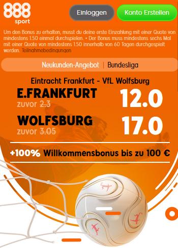 Eintracht Frankfurt Wetten