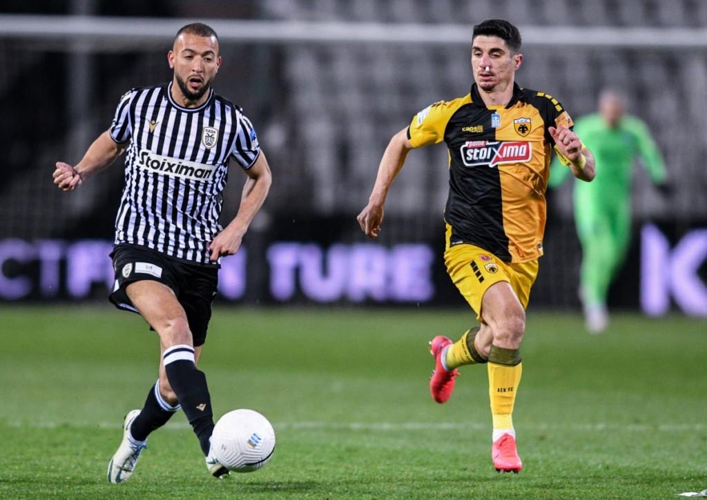 Kann sich AEK Athen gegen PAOK Saloniki im Hinspiel des Pokalhalbfinals behaupten?