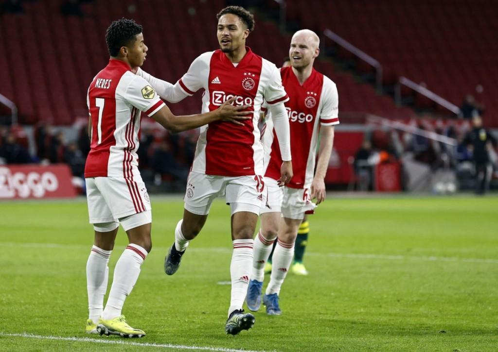 Erkämpft sich Ajax Amsterdam gegen AS Rom eine gute Ausgangsposition fürs Rückspiel?