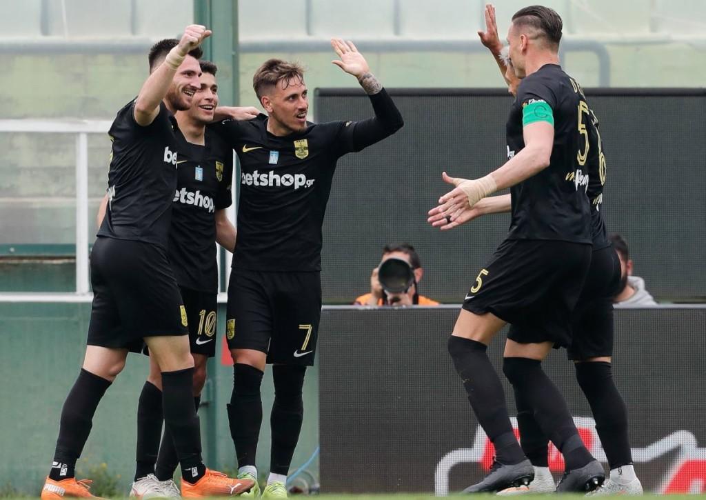 Gewinnt Aris Saloniki das Derby gegen PAOK Saloniki?