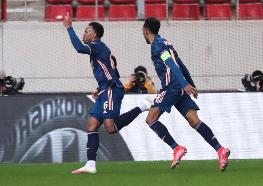Legt Aubameyang mit Arsenal gegen Slavia Prag im Hinspiel den Grundstein?