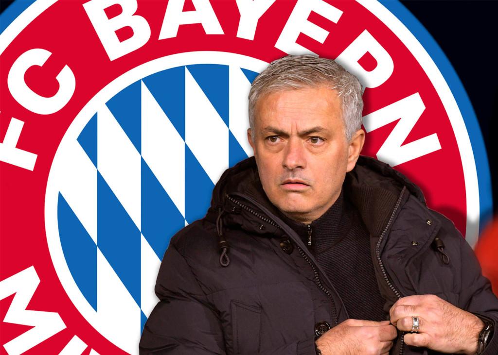 Bayern Trainer José Mourinho