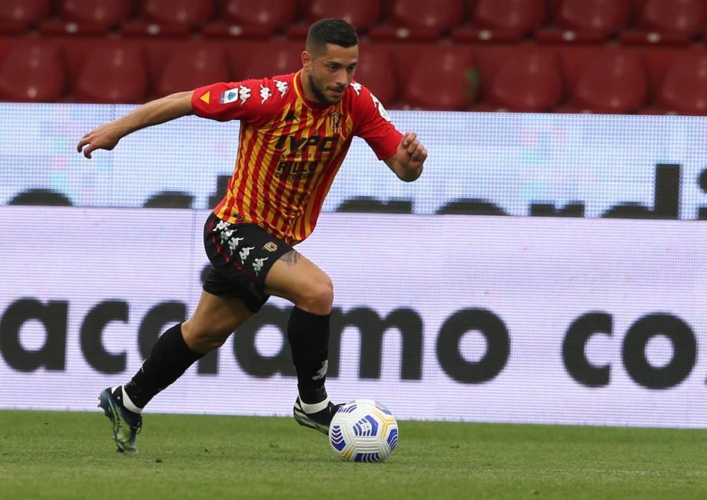 Sammelt Caprari mit Benevento gegen Sassuolo wichtige Punkte im Kampf um den Ligaverbleib?
