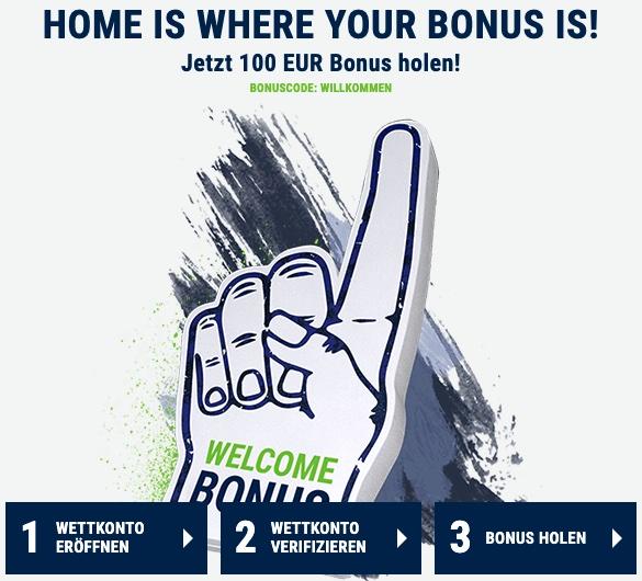 bet-at-home registrierung mit Bonsucode