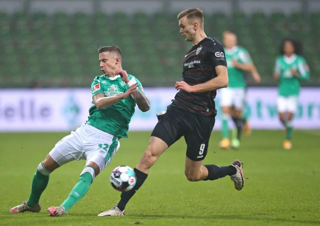Geht es auch im Rückspiel zwischen dem VfB Stuttgart und Werder Bremen heiß her?