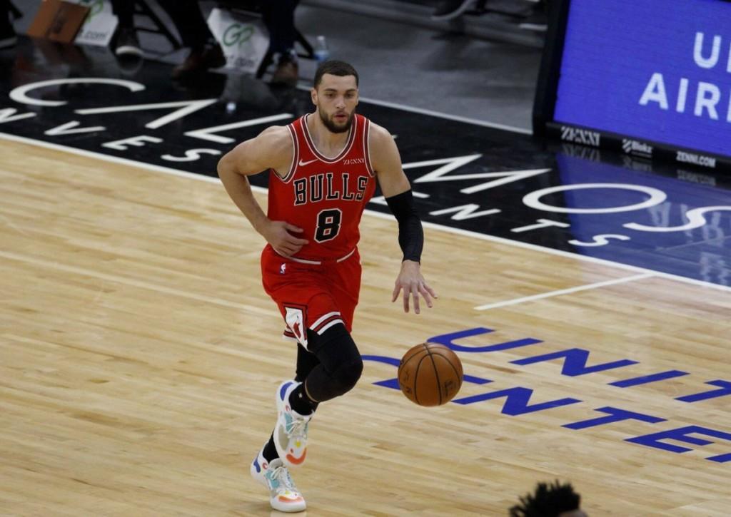 Finden die neuen Bulls mit LaVine ausgerechnet gegen die Nets zurück in die Spur?