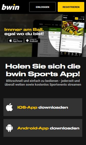 Bwin App Download