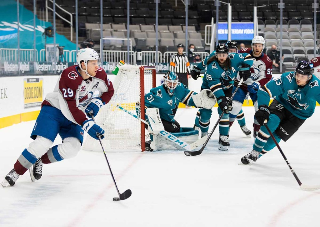 Minnesota Wild vs. Colorado Avalanche Tipp 2021 - NHL