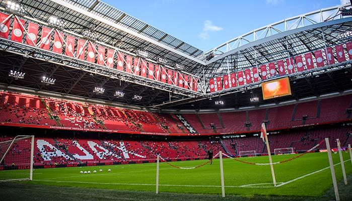 EM 2021 Stadien mit Amsterdam