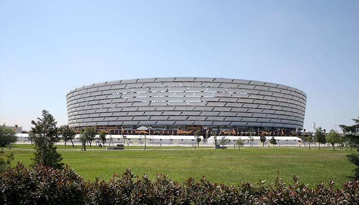 EM 2021 Spielorte mit Baku