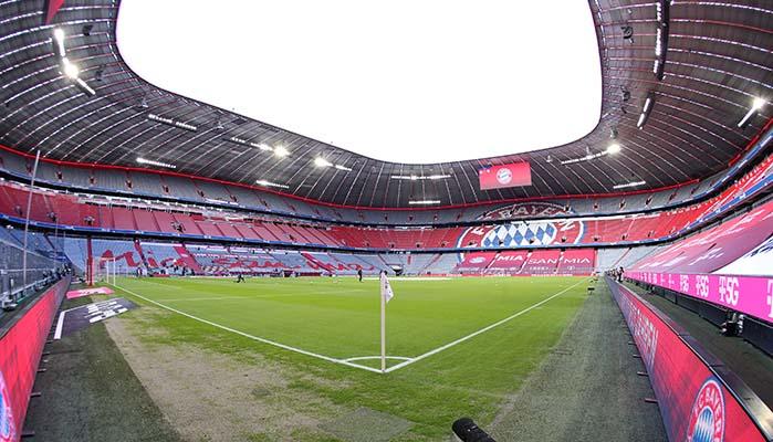 EM 2021 Stadien mit München