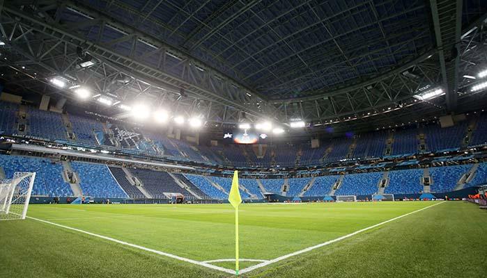 EM 2021 Stadien mit St. Petersburg