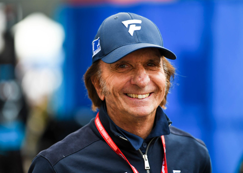 Emerson Fittipaldi im Wettbasis Interview