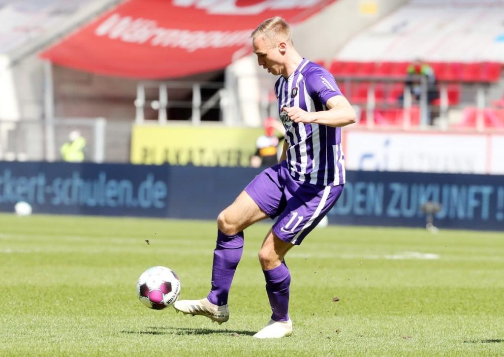 Leitet Florian Krüger die Torjagd zwischen Aue und St. Pauli ein?