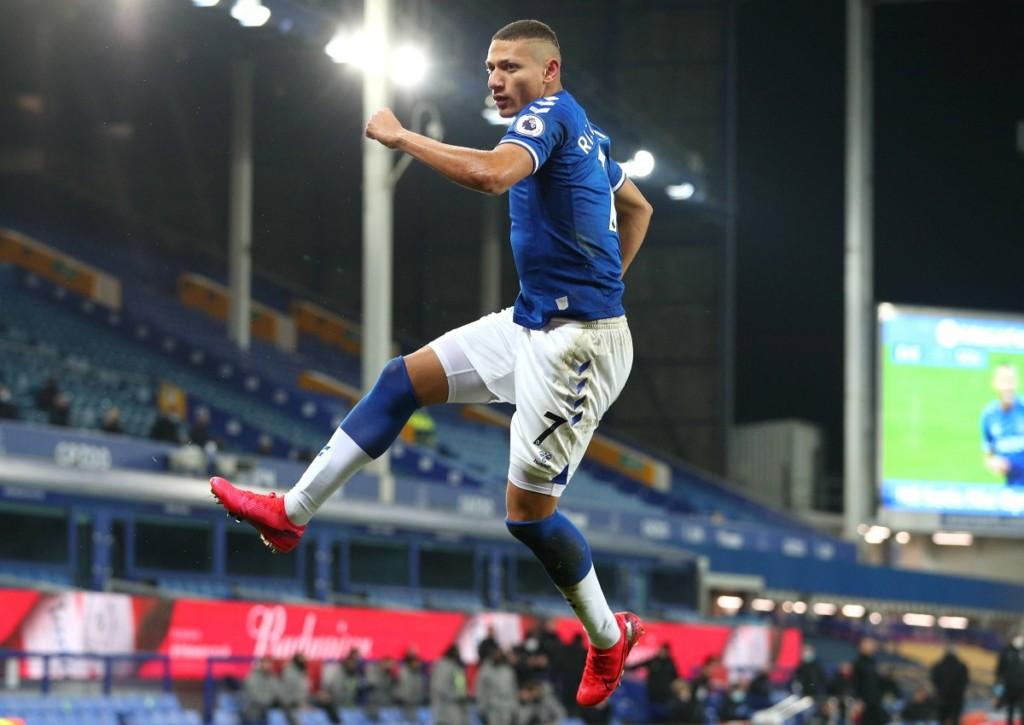 Darf Richarlison für Everton auch in Brighton feiern?