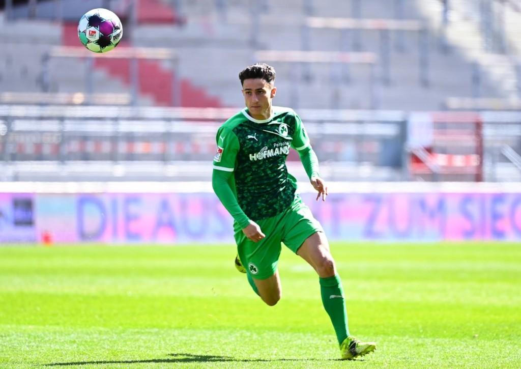 Holt Meyerhöfer mit Fürth gegen Sandhausen wichtige drei Punkte im Aufstiegsrennen?