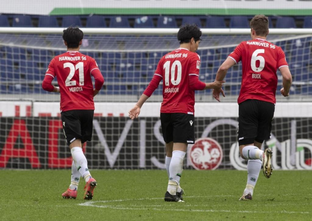Schießt Hannover die Würzburger Kickers in Richtung dritte Liga?