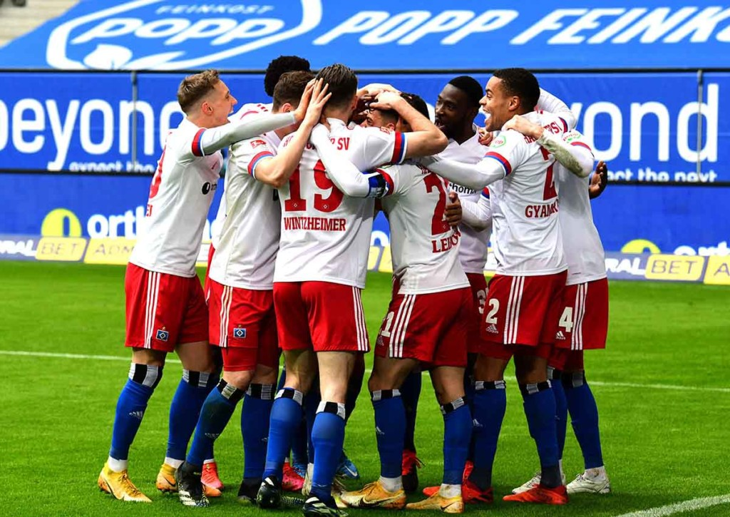 Hannover HSV Tipp 2021