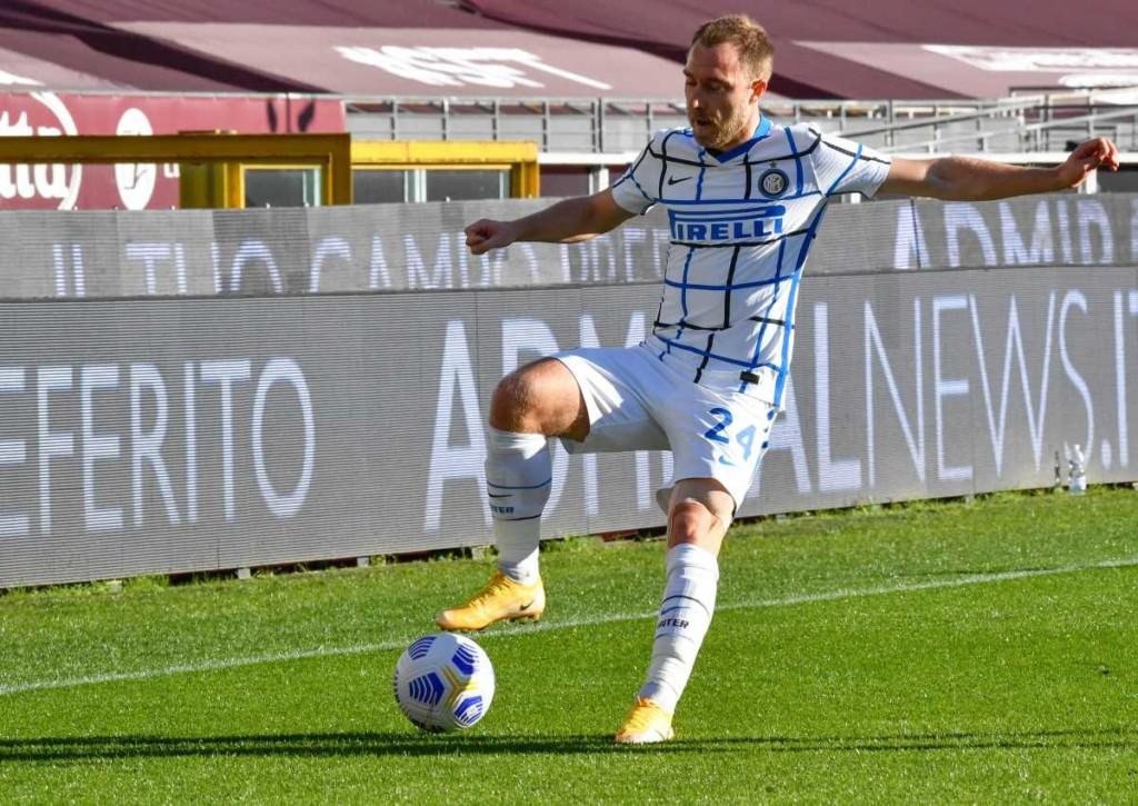 Gehen Eriksen und Inter Mailand in Bologna den nächsten Schritt zum Titel?