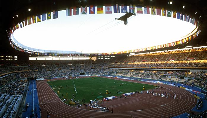 EM 2021 Stadien mit Sevilla
