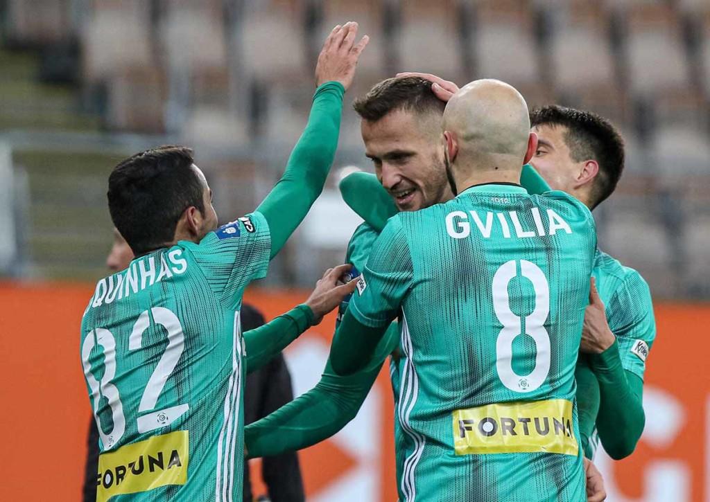 Legia Warschau vs. Pogon Szczecin Tipp