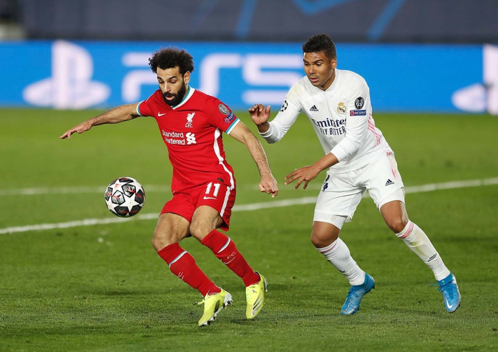 Liverpool Real Madrid Tipp Viertelfinale 2021 Rückspiel