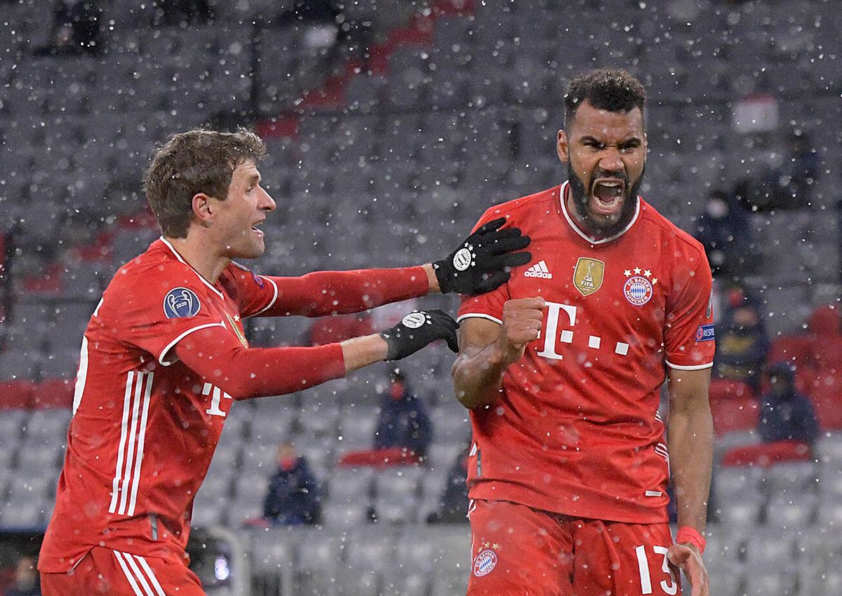 Bayern - PSG Rückspiel
