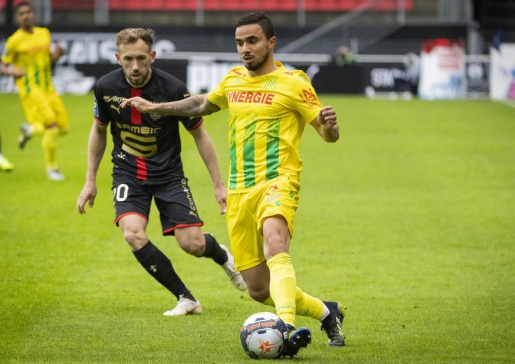 Kann Ludovic Blas mit Nantes gegen Lyon überraschen?
