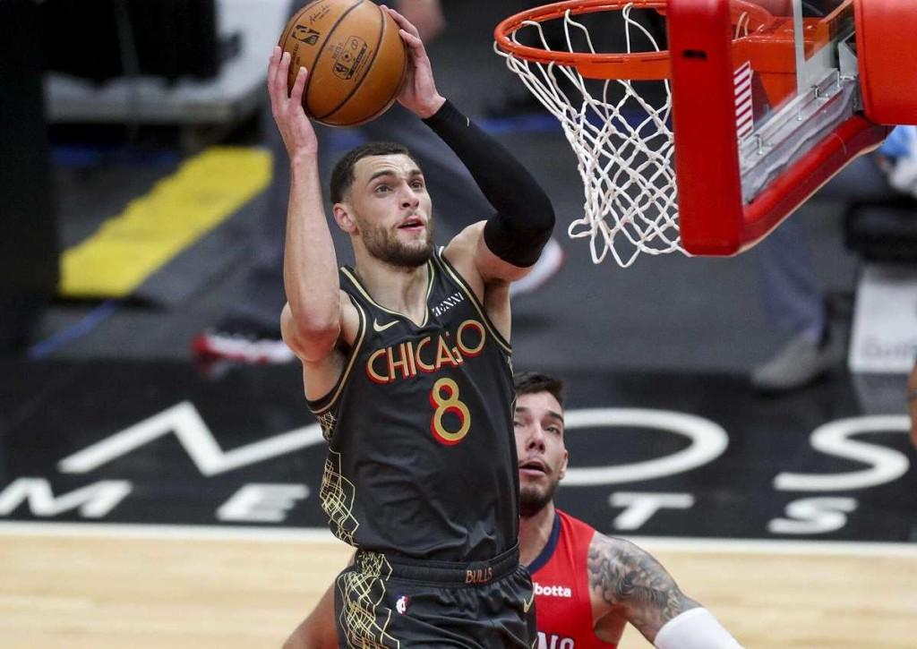 Atlanta Hawks Chicago Bulls Tipp